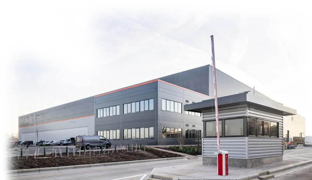 Sandyford Properties - Factory